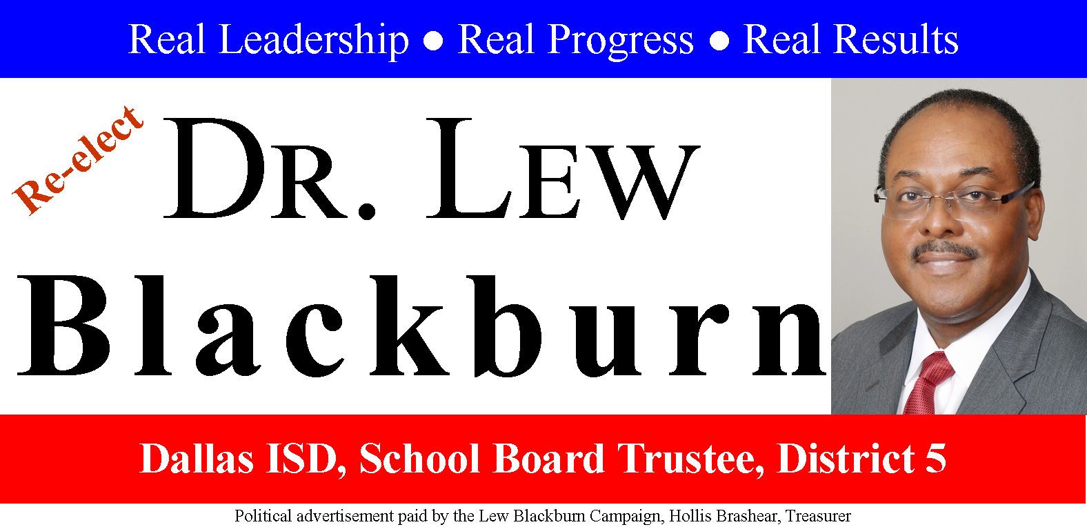 I serve on the Dallas ISD Board of Trustees representing District 5, including portions of Southeast Oak Cliff, Oak Lawn, West Dallas, City of Hutchins, and City of Wilmer.  District […]